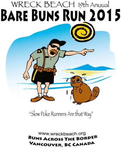 Wreck-Beach-Bare-Buns-Run2015